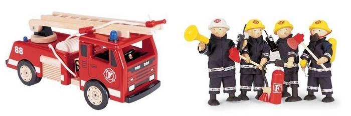 Pintoy Firemen
